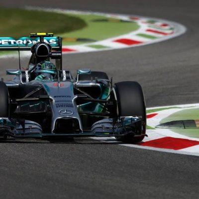 Mercedes: Daimler-Chef lobt Rosberg