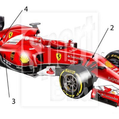 Das wird Vettels erster Ferrari!