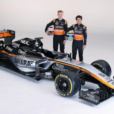 Formel 1: Force India vor Pleite. Hilft Renault?