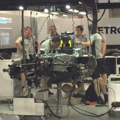 Formel 1: Regel-Schlupfloch Vorteil für Mercedes