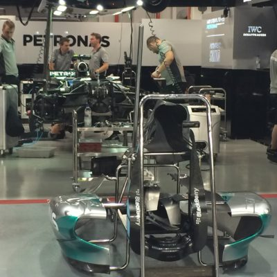 Formel 1: Mercedes rechnet mit Vettel und Ferrari