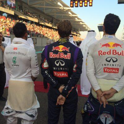 Die Formel 1 braucht Helden