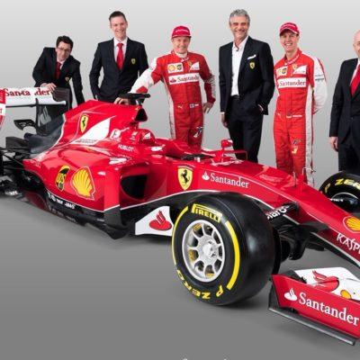 Formel 1 – Vettel: Ferrari ist eine Herausforderung