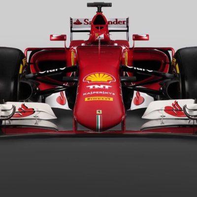 Formel 1: Das ist Vettels neuer Ferrari SF 15-T!