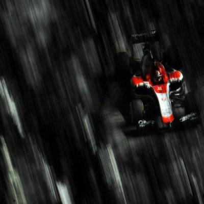 Manor Marussia F1 Team. Copyright: Marussia