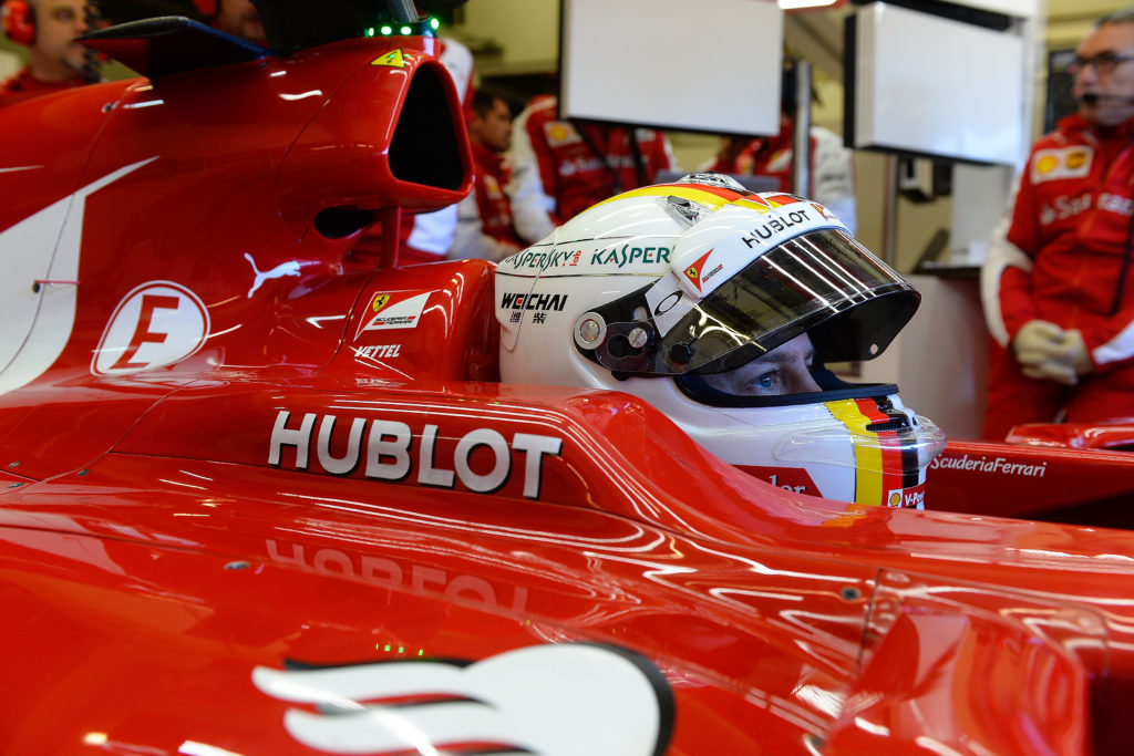 Vettels Ferrari Helm Keine Schumacher Kopie F1 Insider Com
