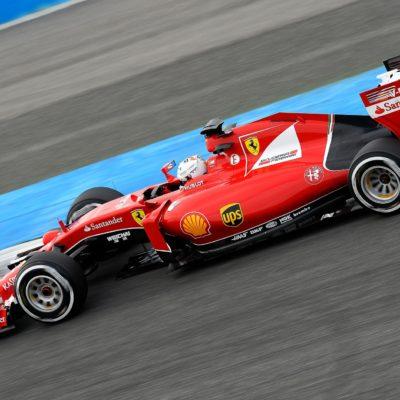 Formel 1: Vettel überrascht Ferrari