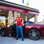 Vettel in Maranello. Copyright: Ferrari