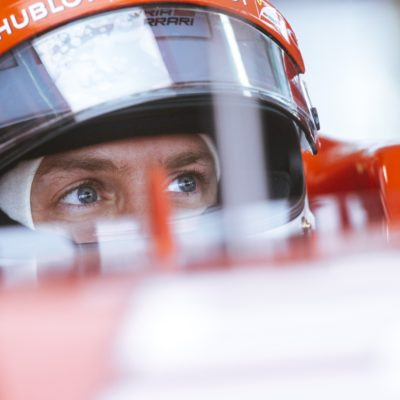 Sebastian Vettel. Copyright: Ferrari