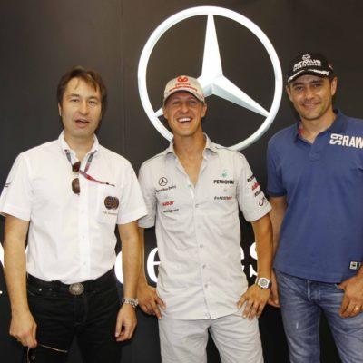 Frentzen Schumacher