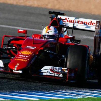 Ferrari: Vettel im roten Bereich
