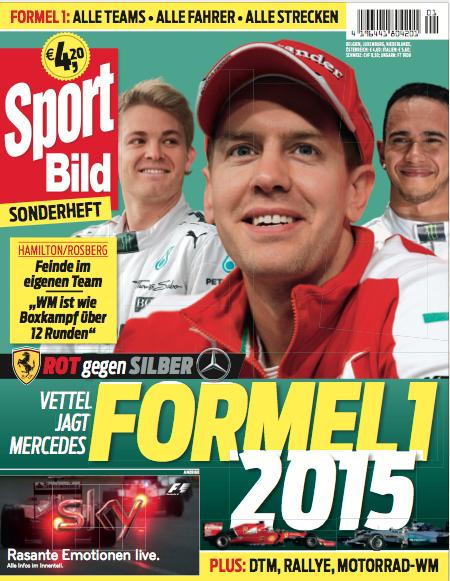 SPORT BILD Sonderheft Motorsport