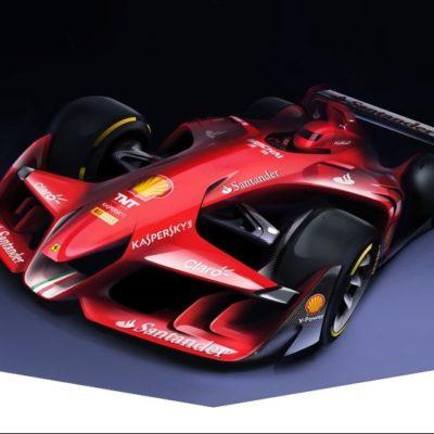 Formel 1: Neuer Look vorerst verschoben
