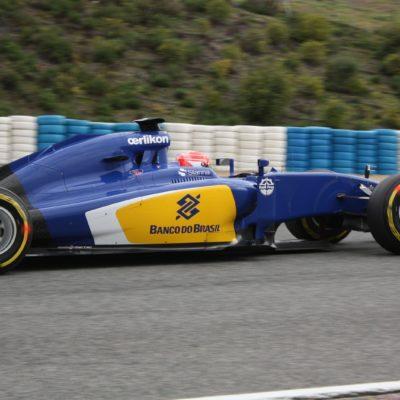 Formel 1: Der Acht-Sekunden-Sauber