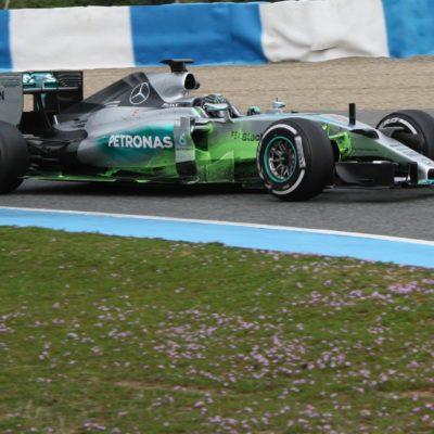 Formel-1-Tests in Jerez: Mercedes hat geblufft