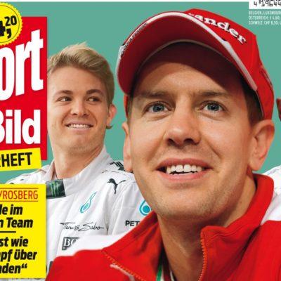 SPORT BILD Sonderheft Formel 1