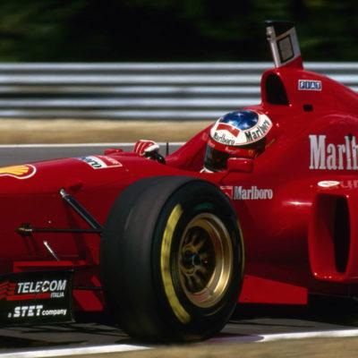 Vettel aufgepasst! Schumis Ferrari-Jahre