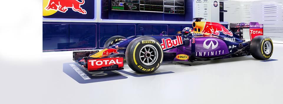 Der neue Red Bull RB11. Copyright: Red Bull