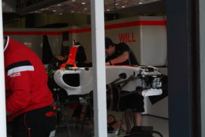 Marussia-Manor in Melbourne. Copyright: F1-insider.com