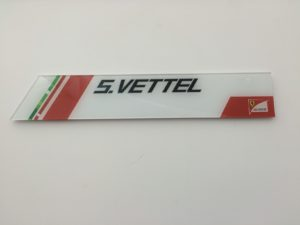 Vettels Fahrerraum. Copyright: AUTO BILD MOTORSPORT