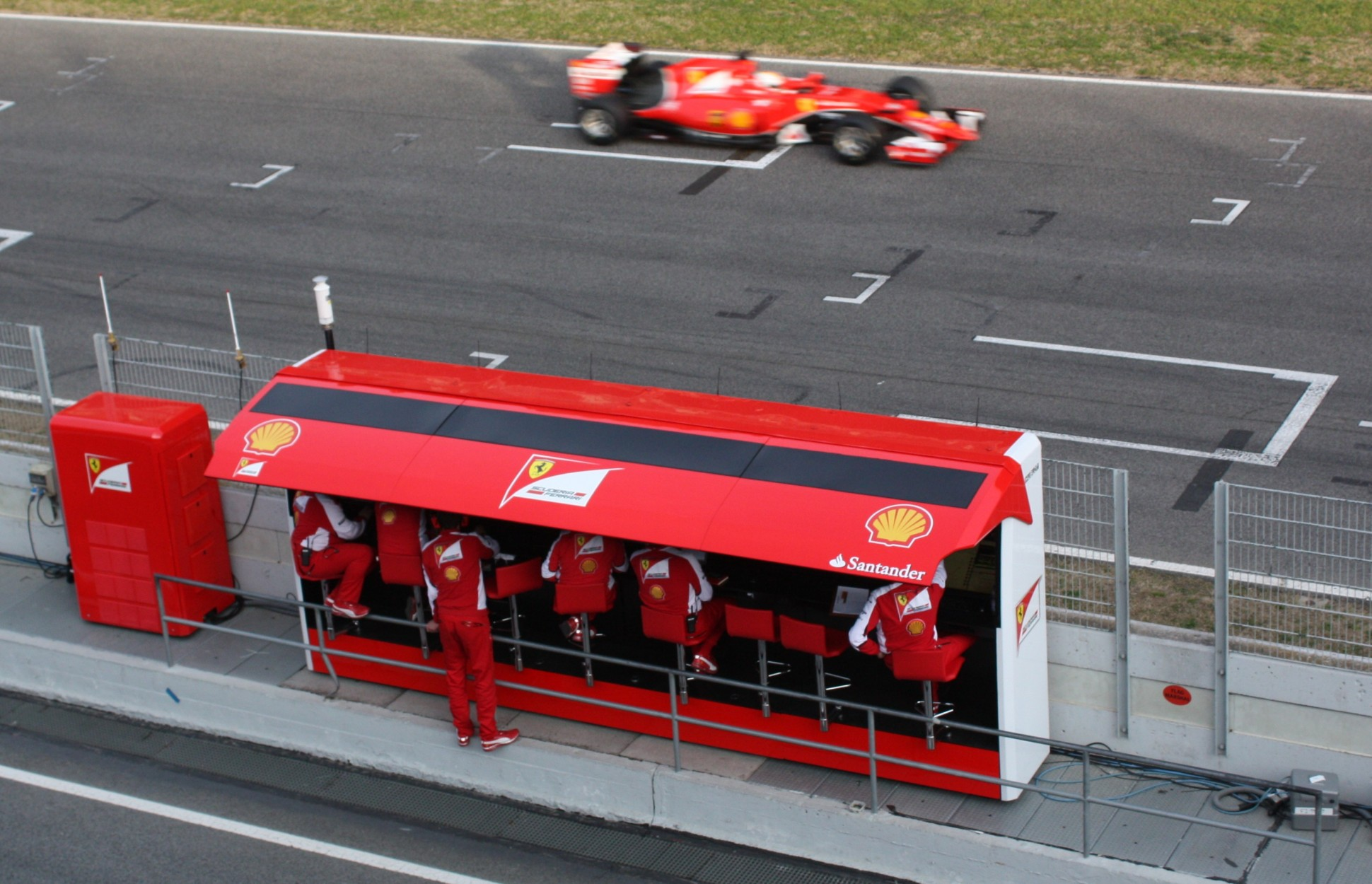 Sebastian Vettel exklusiv fürs SPORT BILD Sonderheft. Credit: privat