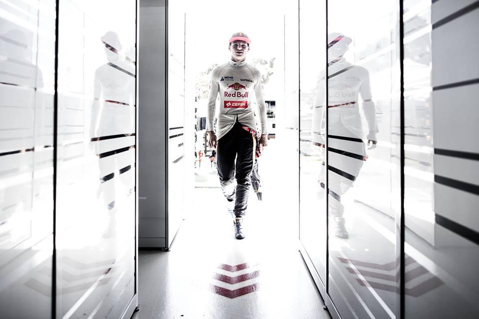 Max Verstappen. Copyright: Toro Rosso