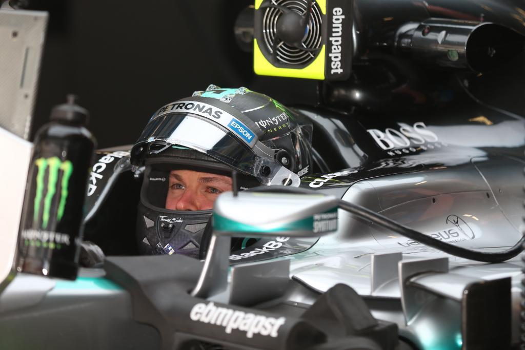 Rosberg diät 2015