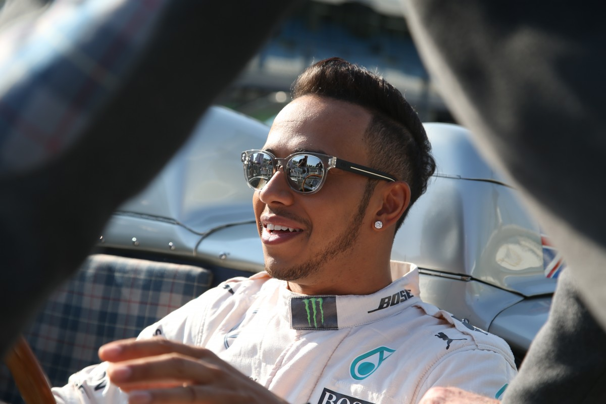 Lewis Hamilton. Copyright: Mercedes