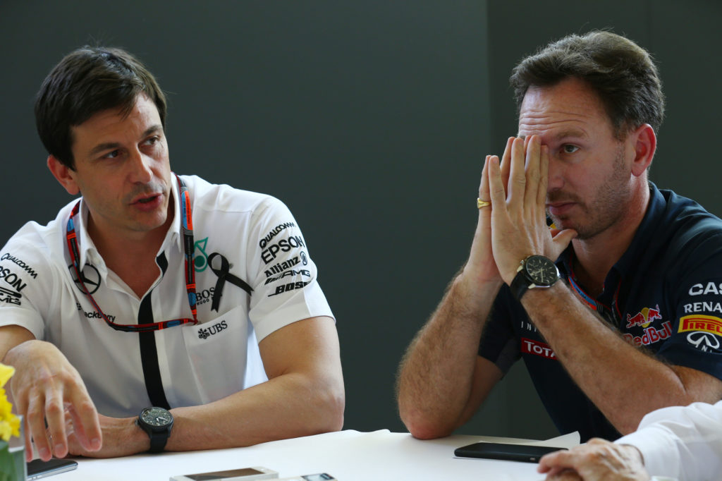 Wolff and Horner. Copyright: Thanks to Russell Batchelor, xpbimages.com