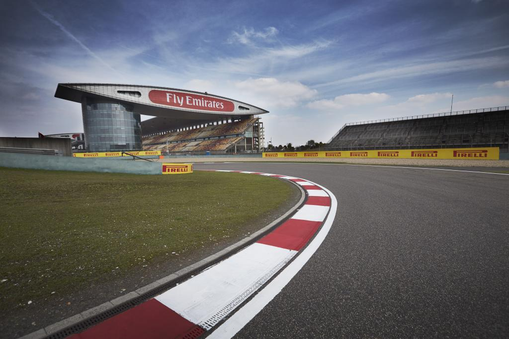 Formel 1 in China. Copyright: Mercedes