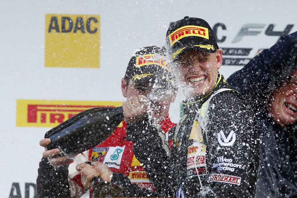 Mick Schumacher siegt in der Formel 4. Credit: ADAC Motorsport