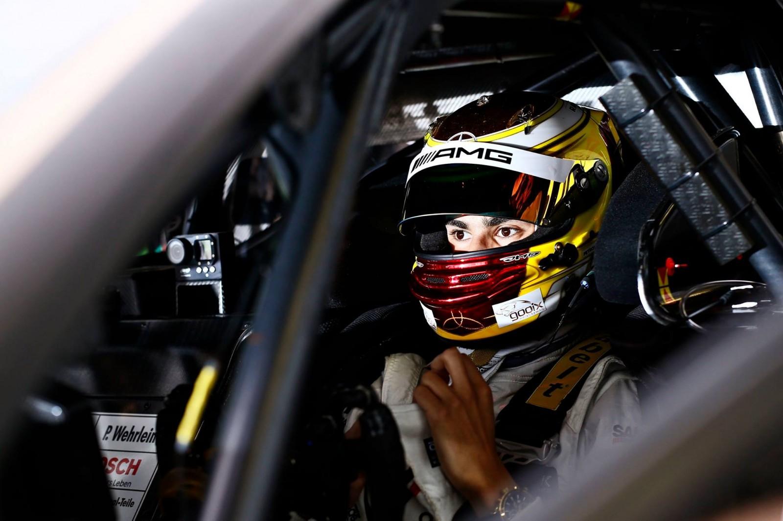 Pascal Wehrlein in der DTM. Copyright: Mercedes