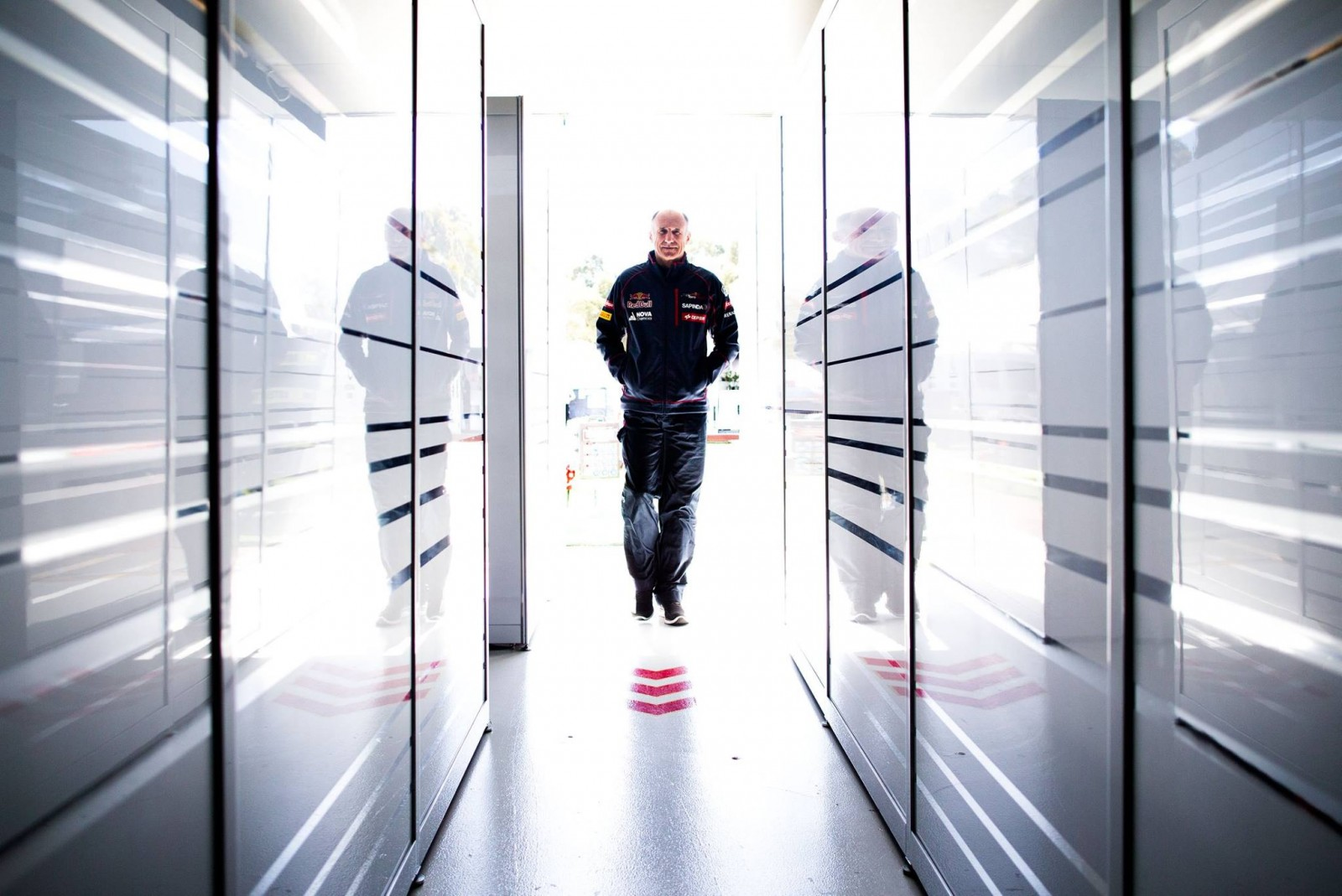 Toro Rosso-Teamchef Franz Tost. Copyright: Toro Rosso