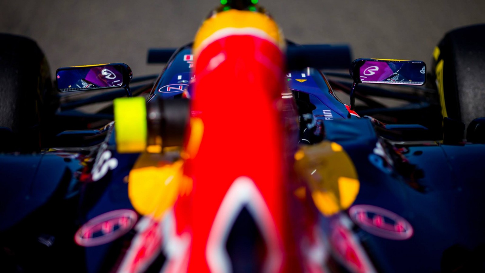 Red Bull hat wieder das beste Chassis. Copyright: Red Bull