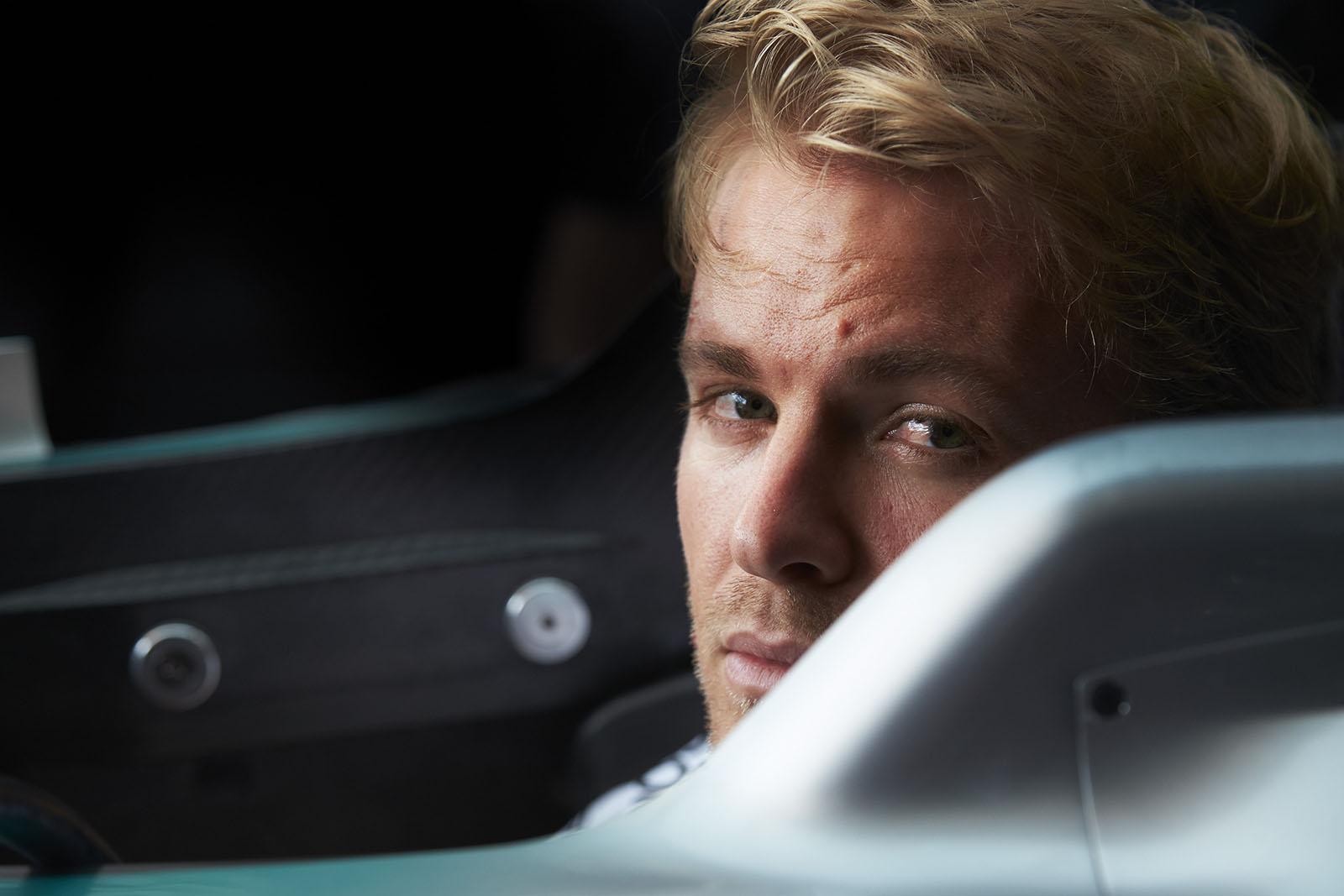 Nico Rosberg. Copyright: Mercedes
