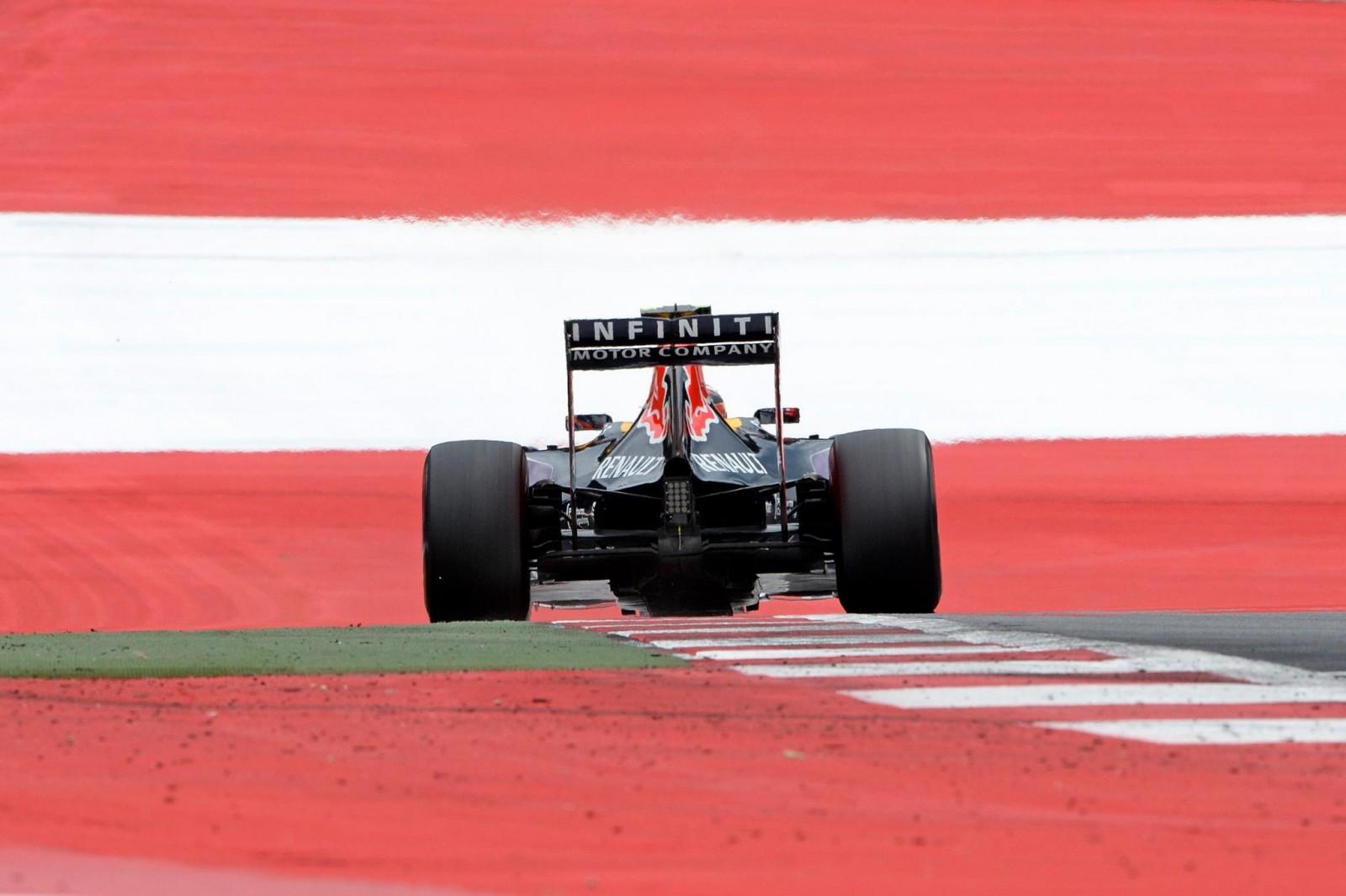 Renault im Red Bull
