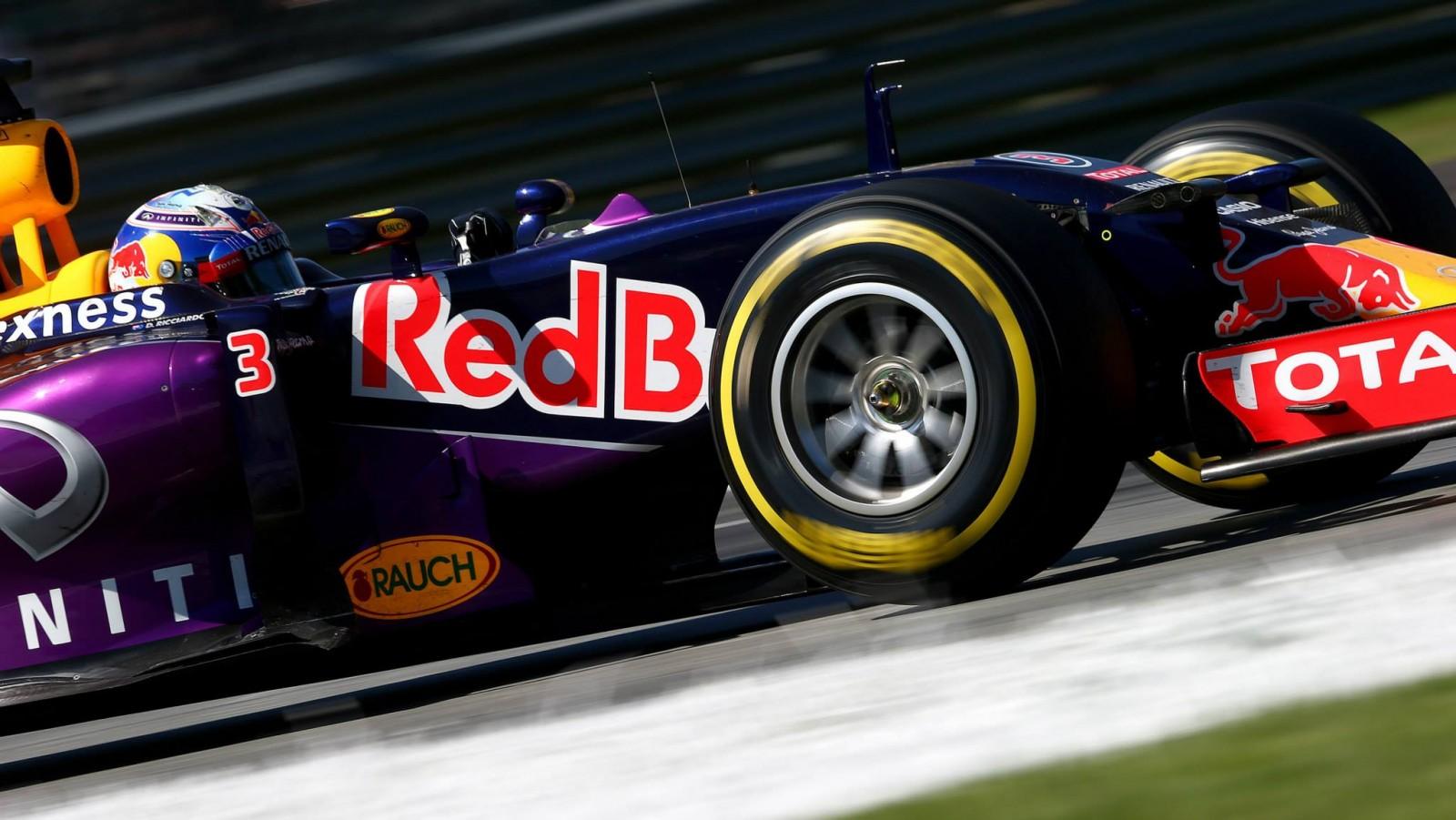 Red Bull bekommt wohl Ferrari-Motoren. Copyright: Red Bull