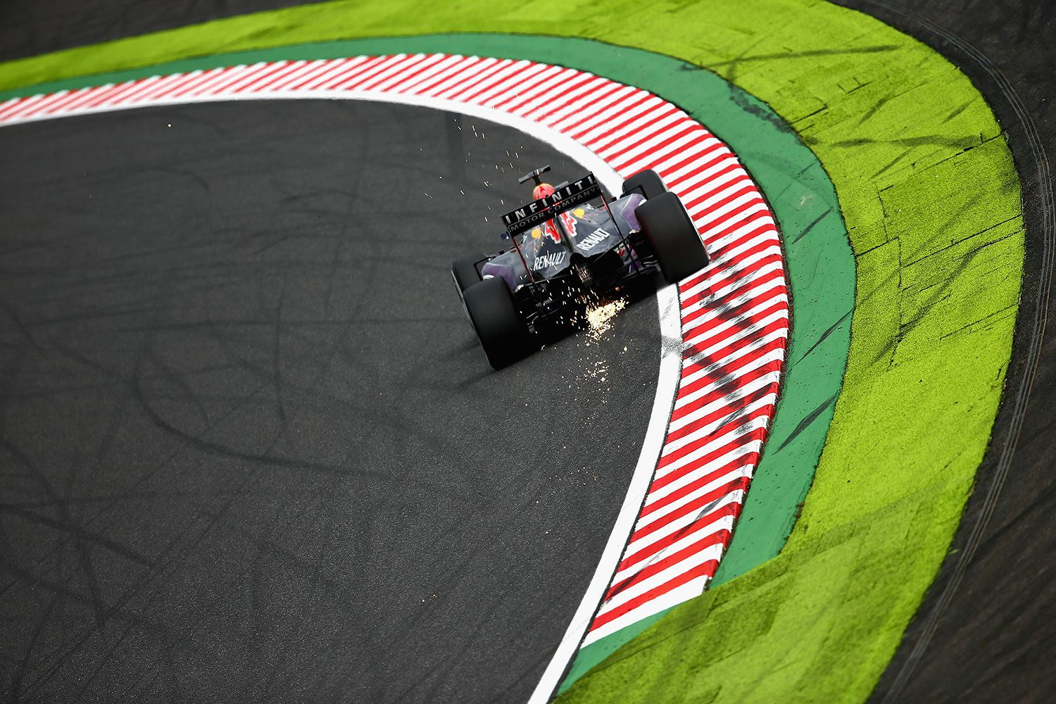 Red Bull in Suzuka. Copyright: Red Bull