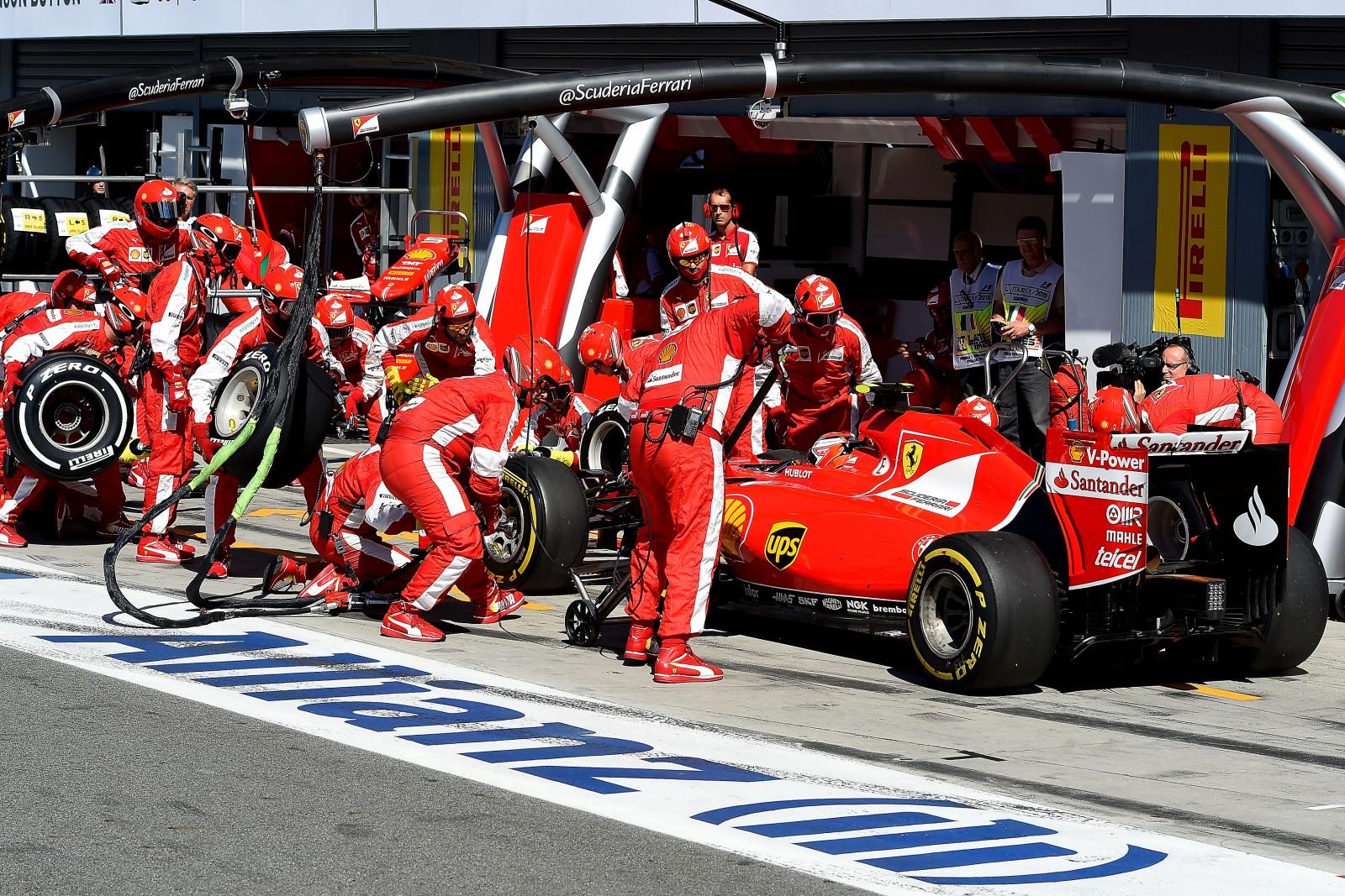 Kooperiert Ferrari mit Haas? Copyright: Ferrari
