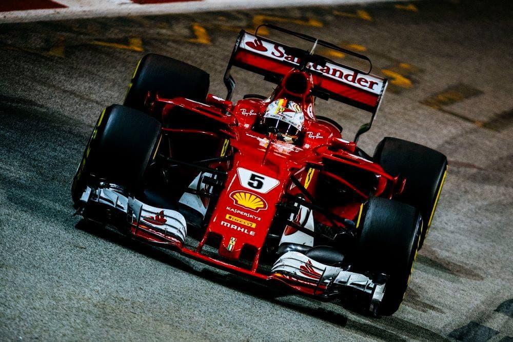 Ferrari Malaysia 2017
