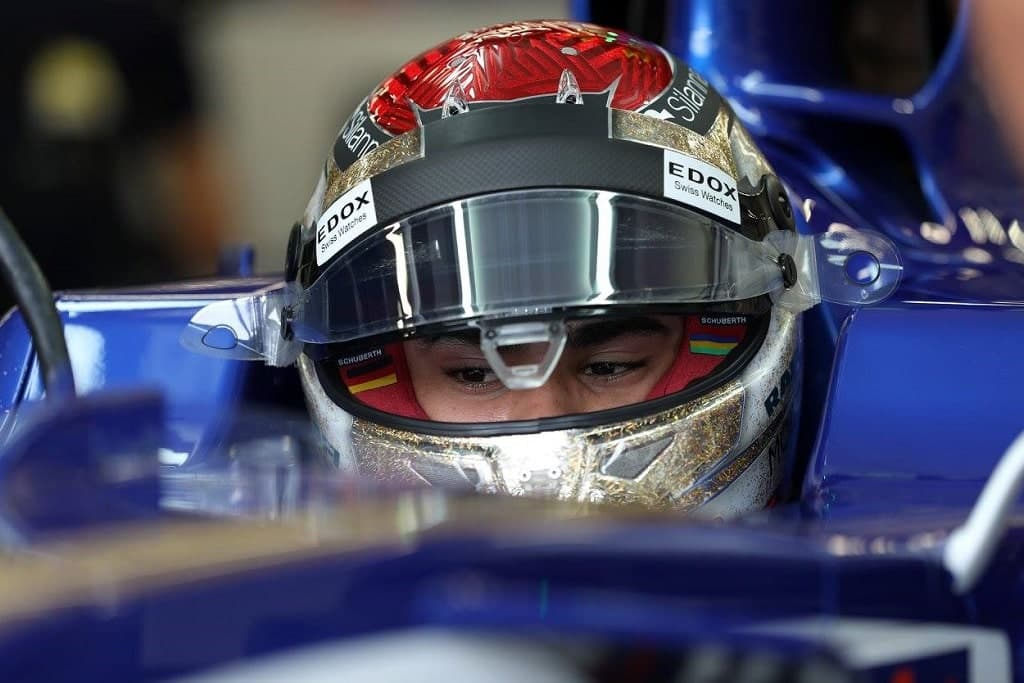 Pascal Wehrlein Williams 2017