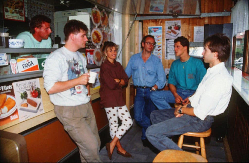 Michael Schumacher & Ralf Bach