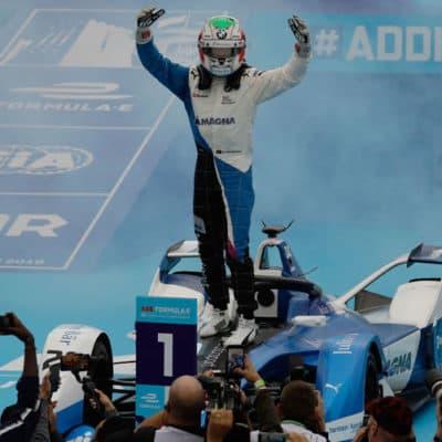BMW Andretti win Ad Diriyah E-Prix