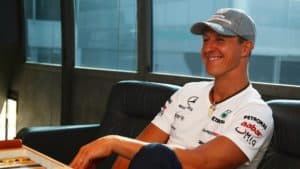 Michael Schumacher. Credit: F1-Insider.com