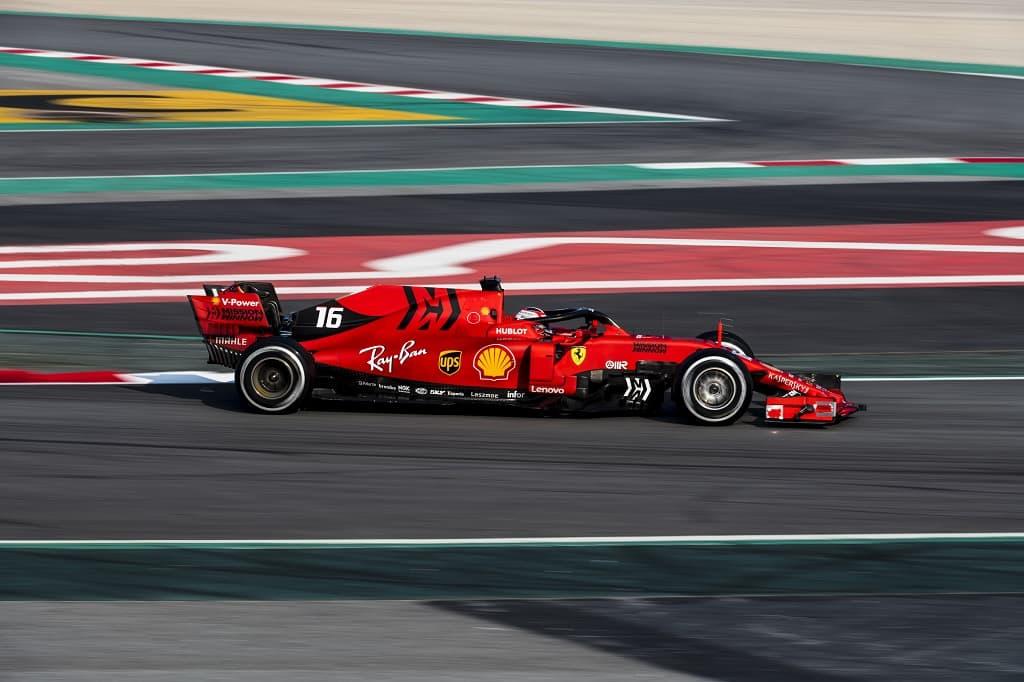 The New Ferrari Sf90 Wonderwings F1 Insider Com