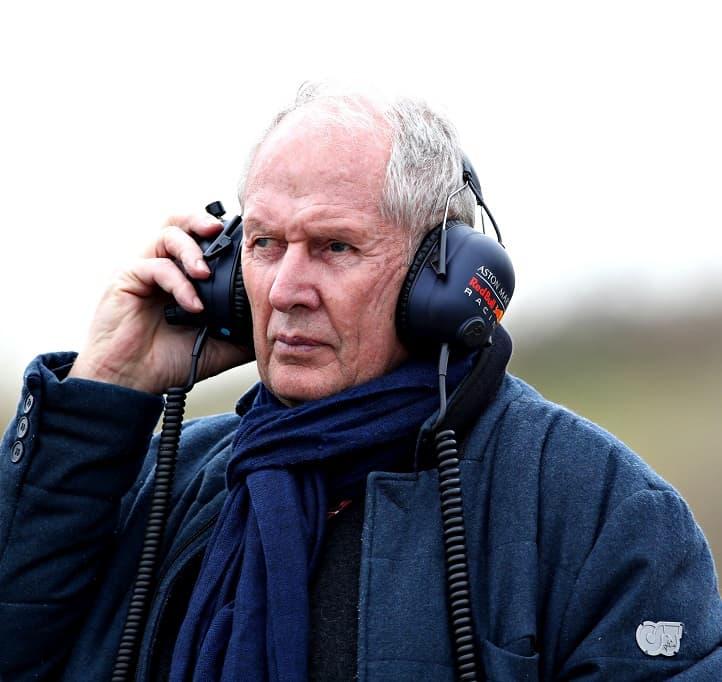 Helmut Marko Feb 2019