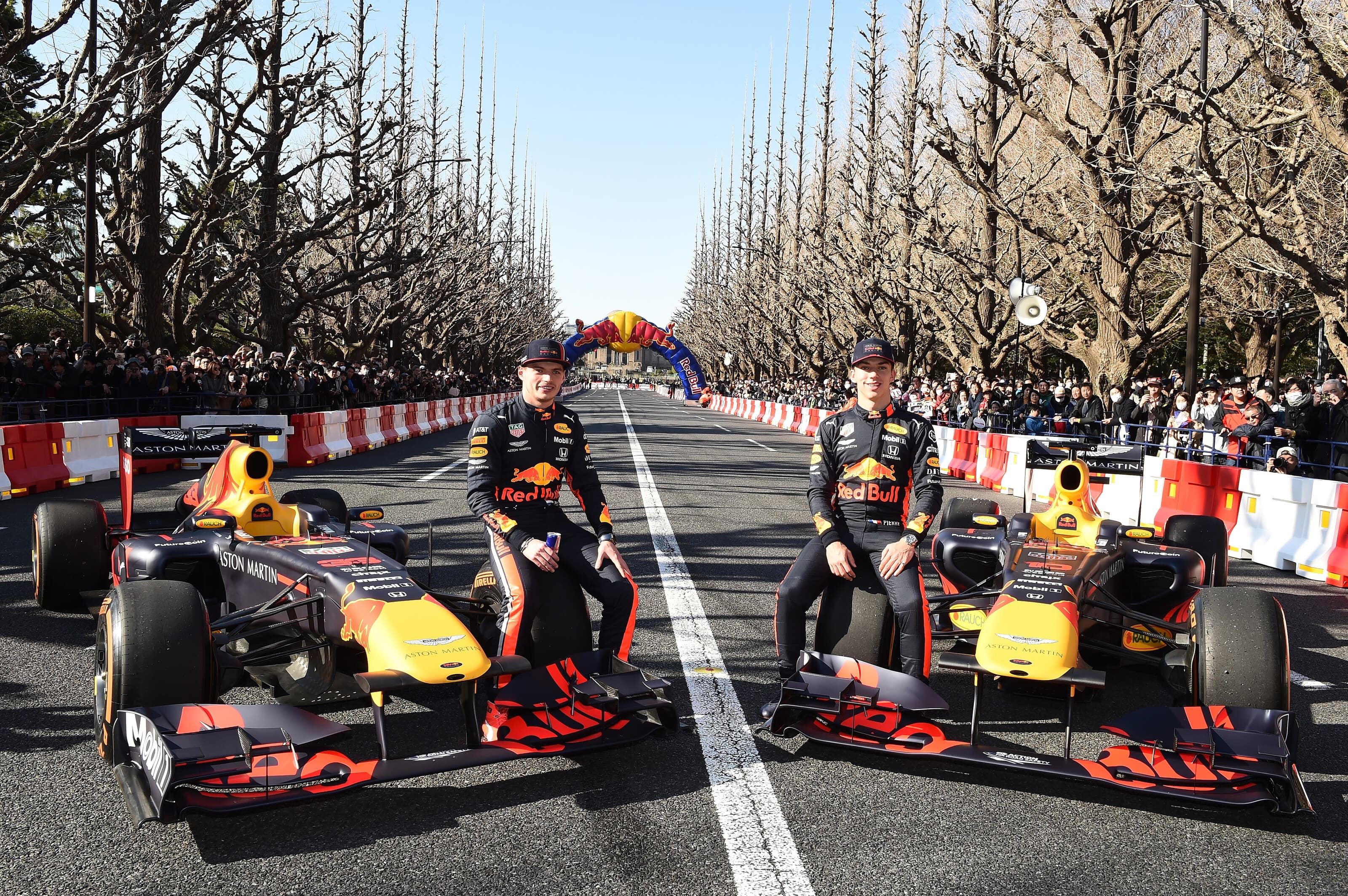 Red Bull Tokyo 2019