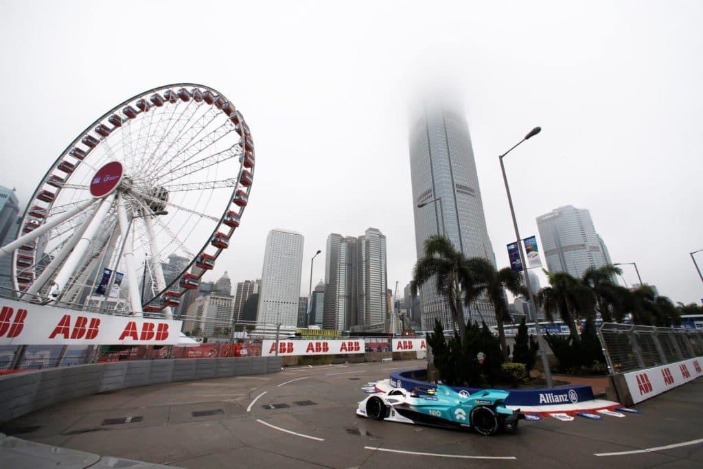 Formula E Hong Kong E-Prix 2019