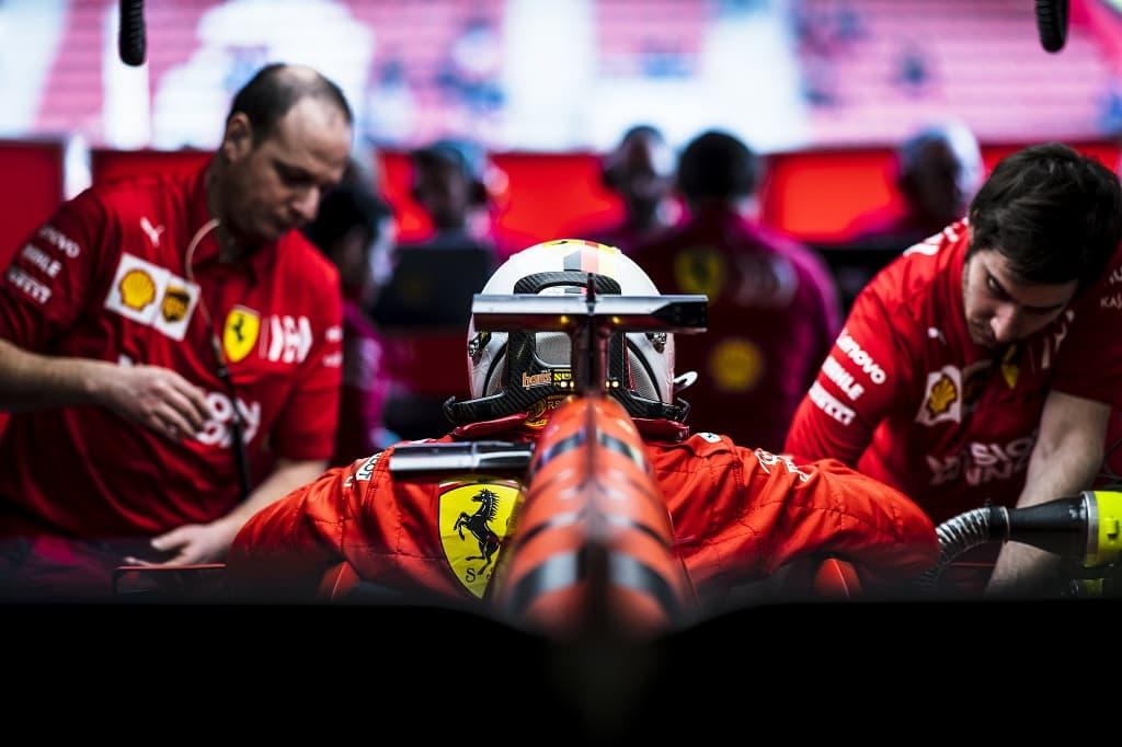 Ferrari Bringt Update Nach Baku F1 Insider Berichtet