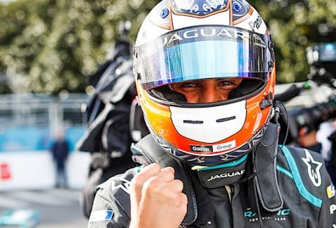 Formula E - Evans Winner Rome E-Prix